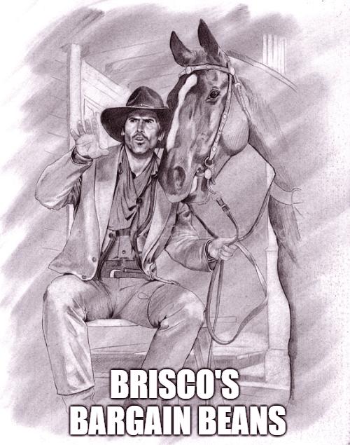 Brisco's Bargain Beans